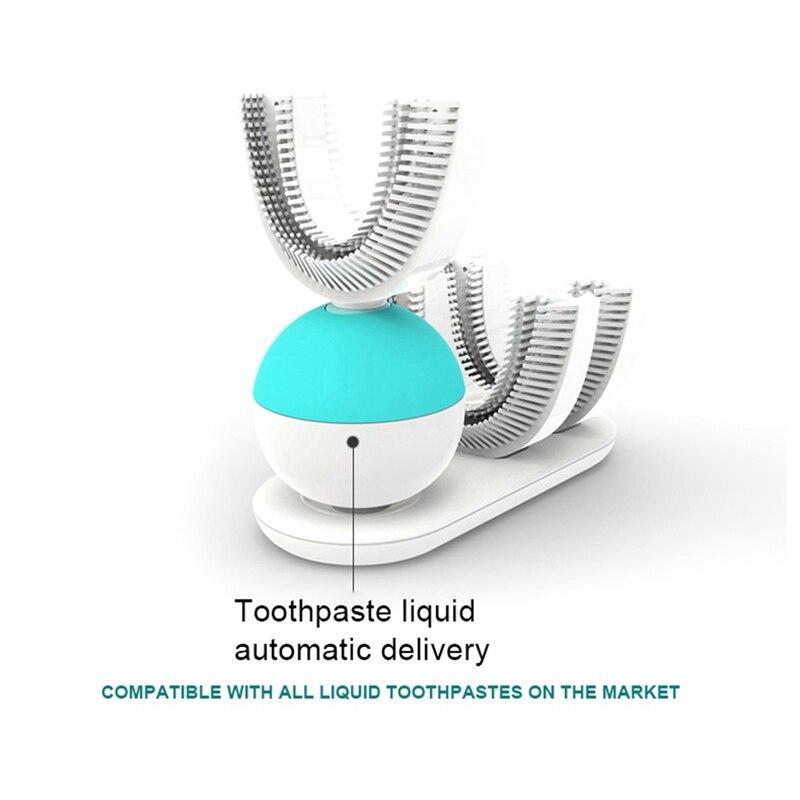 360 Degree Electric Toothbrush 10