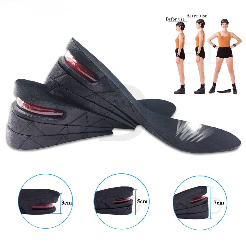 arcadia.zone Adjustable Invisible Heightening Insoles
