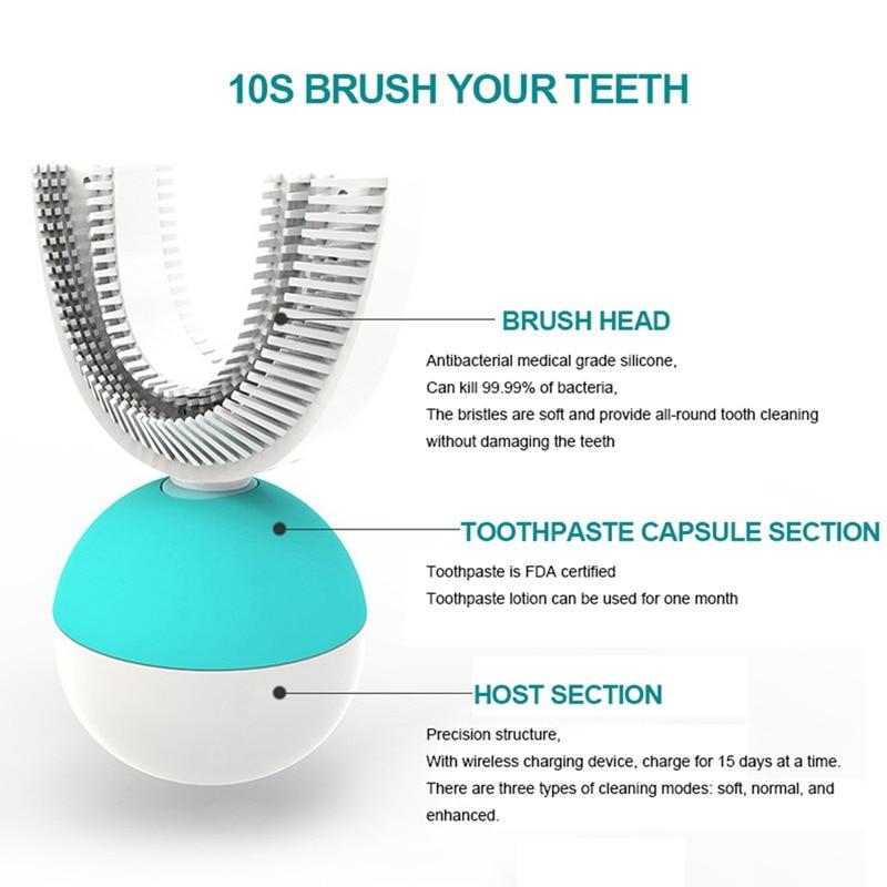 360 Degree Electric Toothbrush 7