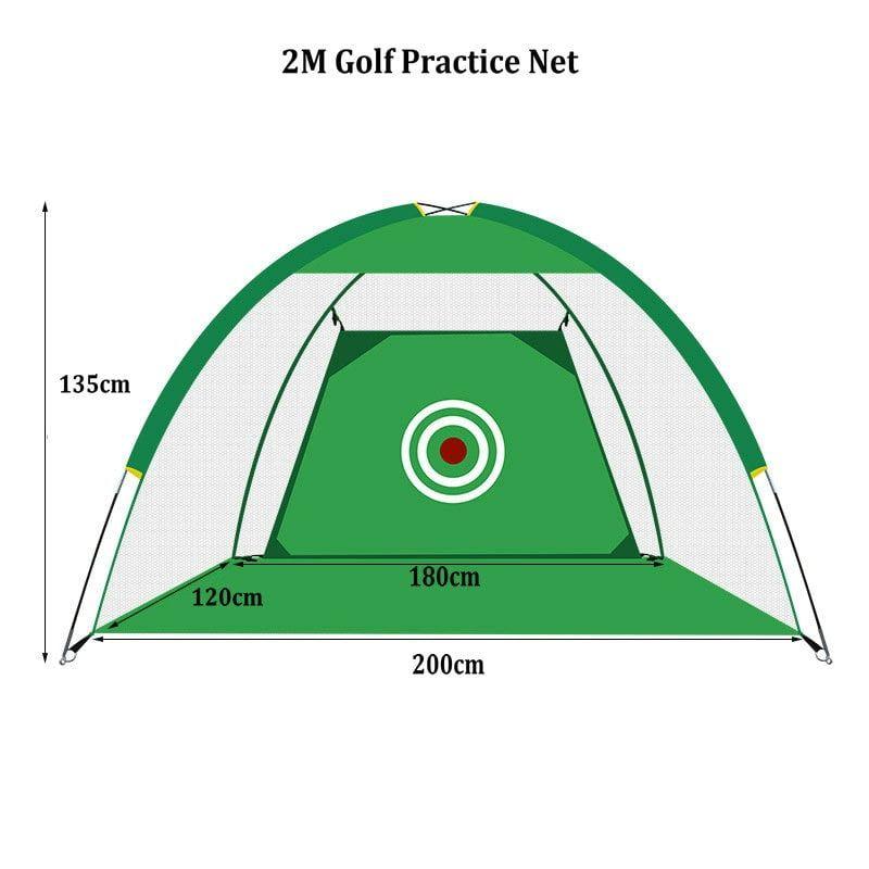 arcadia.zone Golf Target Pro