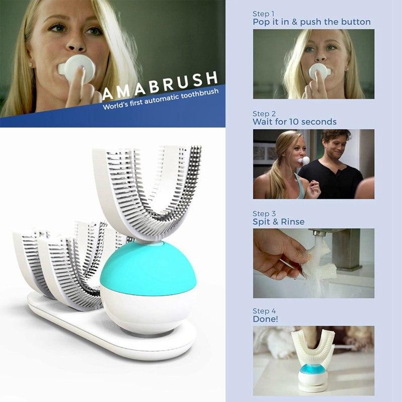 360 Degree Electric Toothbrush 1